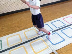 保育園の体操教室