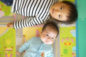 育休中の上の子の退園・家庭保育について